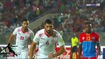 Tunisie vs RD Congo (2-1) - Les Buts du Match - Mondial 2018 Russie 01-09-2017