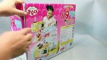 영실업 콩순이 119병원 의사 병원놀이 구급차 장난감 Ambulance Doctor Kit Play Doll Toys