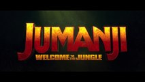 Jumanji : Bienvenue dans la jungle - Bande-annonce 2 VO
