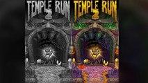 Black and White Temple Run 2 Spooky Summit VS Color Temple Run 2 Spooky Summit Android Gameplay