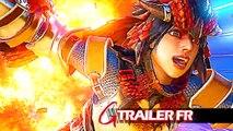 Marvel vs. Capcom: Infinite - Monster Hunter DLC !