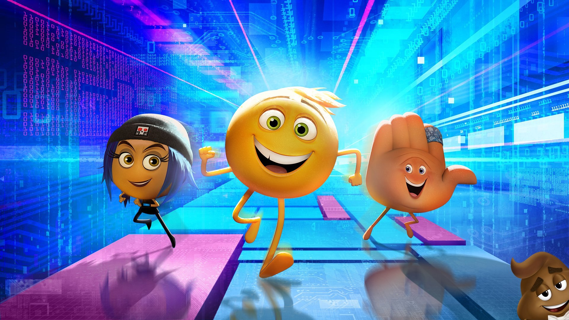 Watch Online | The Emoji Movie - Full Movie HD (1080p) Anime Movie
