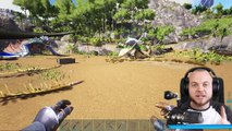 Ark: Ragnarok! - NEW WYVERN ARMOUR + NEW TAME?!! [#17] |Ragnarok Gameplay|
