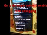 How to root samsung galaxy s5 4 4 2 KitKat - video dailymotion