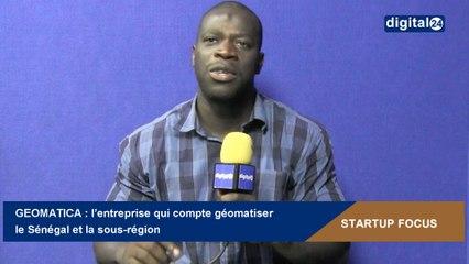 GEOMATICA : l'entreprise qui compte géomatiser le Sénégal et la sous-région