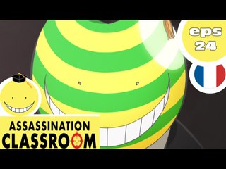 ASSASSINATION CLASSROOM 2 VF - EP02 - Kaede