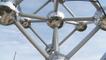 Une exposition temporaire sur Magritte à l'Atomium