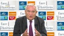 """Jean-Pierre Raffarin """"Des électeurs de droite ont voté Macron"""""""
