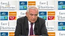 """Jean-Pierre Raffarin - PMA : """"Il n'est pas opportun de relancer le débat"""""""