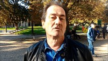 Manifestation à Agen : témoignage de Fernand Gonzalez
