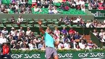 Ralentis Services Roland Garros 2014