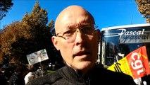 Manifestation à Agen : le témoignage de Philippe Letourneur