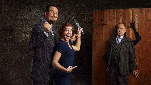 Penn & Teller: Fool Us Season 7 Episode 1 Eng.Sub