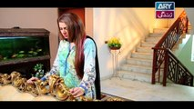 Haal e Dil Episode 215 in High Quality on Ary Zindagi 21st September 2017