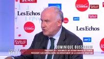 Présidence LR : « S'il l'emporte, Wauquiez « aura sacrement intérêt à rassembler la famille » prévient Bussereau