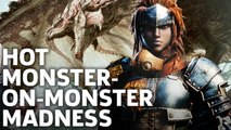 Killing Monsters With Other Monsters In Monster Hunter: World