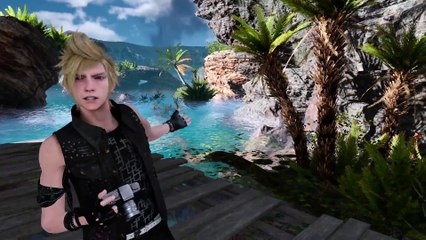 TGS 2017 Trailer de Monster of the Deep : Final Fantasy XV