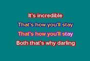 Nat King Cole & Natalie Cole - Unforgettable (Karaoke)