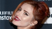 Bella Thorne Got Honest About Her Acne