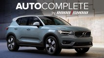 AutoComplete: Volvo unveils the compact 2018 XC40 SUV