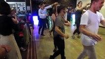 Juegos de la salsa 2017 09 20 cours intermédiaire avec Maria