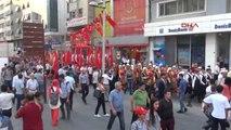Gaziantep Bakan Tüfenkci, Karkamış Gümrük Kapısı'nı İnceledi