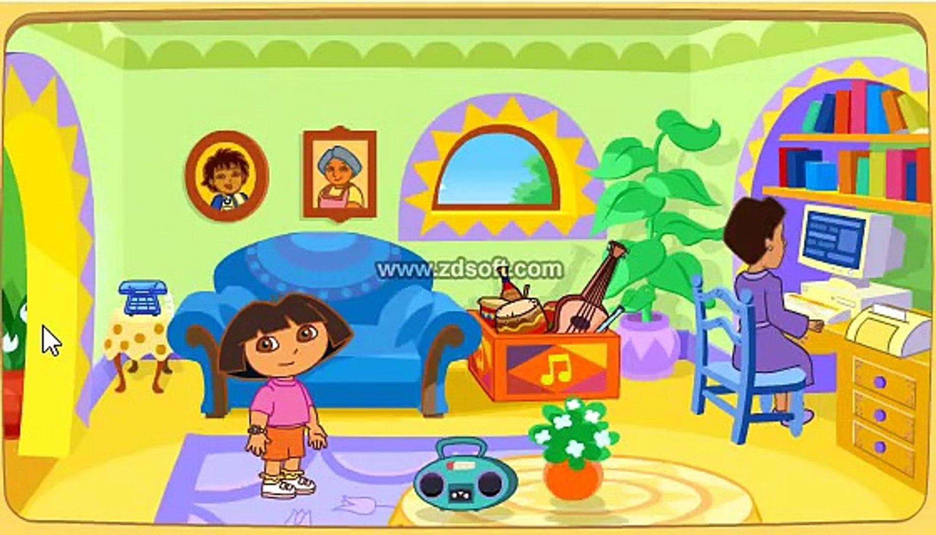 Dora Aventureira Nova Temporada Desenhos Animado Conhecendo A