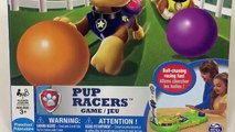 LEARN TO COUNT with PAW PATROL Pup Racers Family Game - Preschool Numbers || Keiths Toy Box