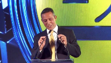 Ali Koç, Fenerbahçe başkan adaylığını açıkladı