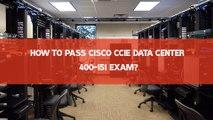How to pass Cisco 400-151 Exam with 400-151 Dumps?