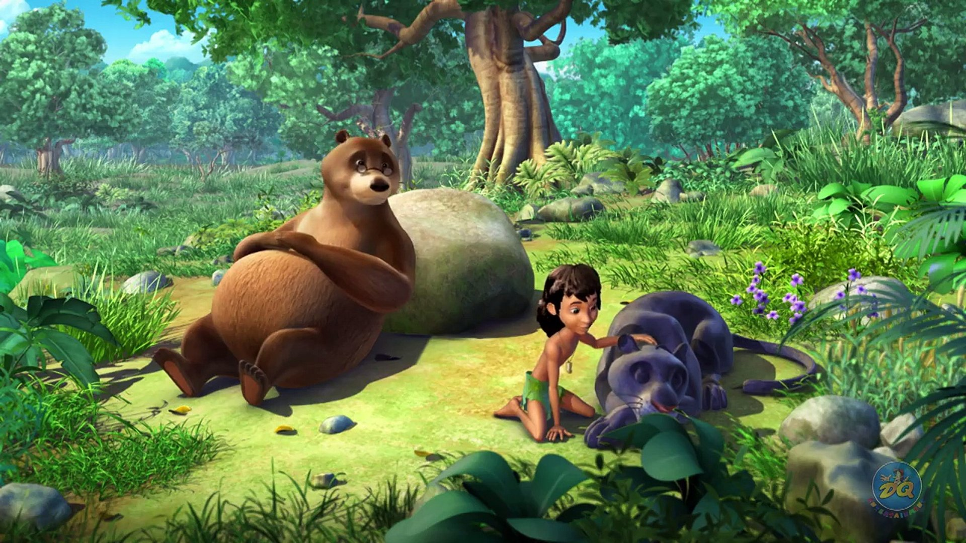 Top 12 Jungle Book Cartoon Network Hindi Mai - Gorgeous Tiny