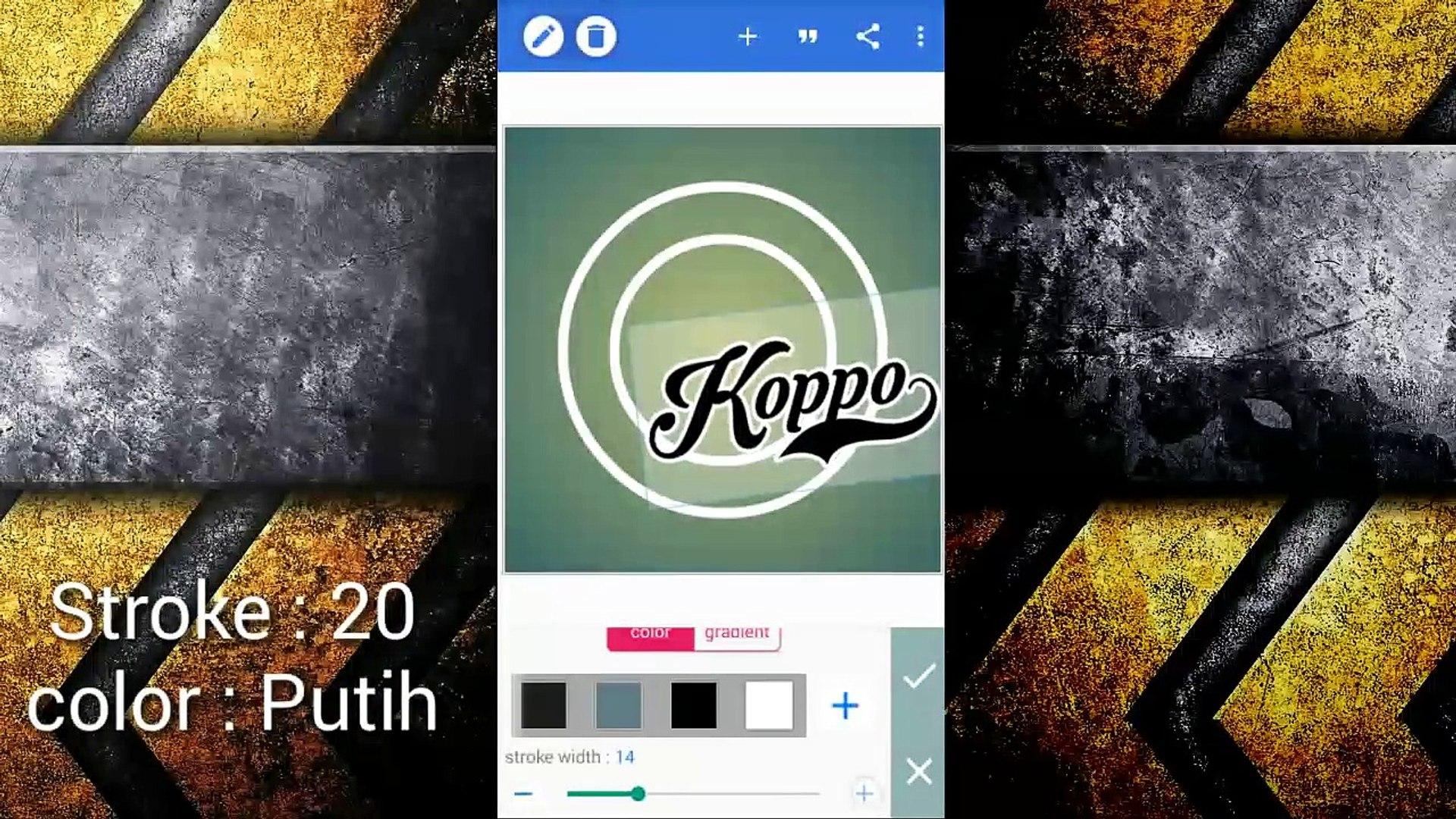 Membuat Logo 3d Terkini Di Android