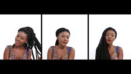 Twist crochet braids en moins d'une heure par Afrodict
