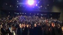 """3 // Avant première nationale du film """"Coexister"""" au CGR d'Auxerre : interview de spectateurs"""