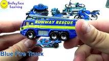 Et Bleu des voitures pour chaud enfants apprentissage boîte dallumettes rue camions Véhicules roues Tomica Tomica