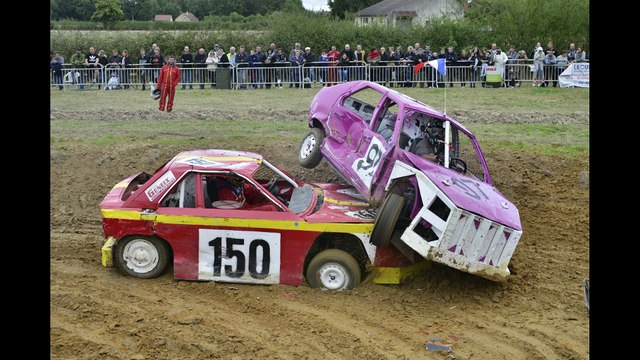 Course de Fun Car 2017 organisé par le Fun Car Pierrois