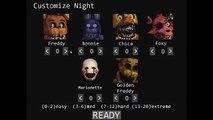 The Return To Freddys Mordida del 87 - Five Nights At Freddys 3 Fanmade - Español - Gameplay