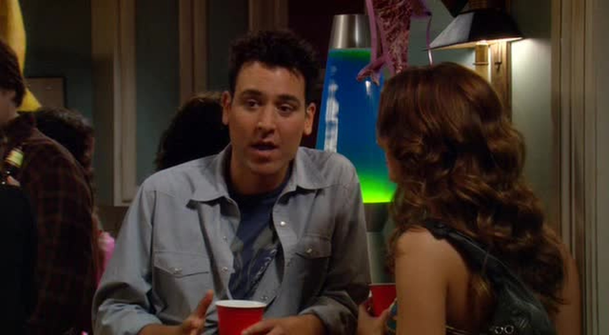 How I Met Your Mother S 2 E 4 Ted Mosby Architect Video Dailymotion