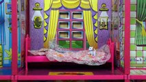 barbie doll house baby house bicycle
