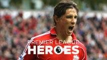 Anfield Heroes Fernando Torres