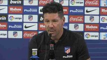 """Simeone: """"Los equipos importantes crecen a partir de futbolistas importantes"""""""