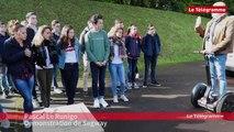 Prévention routière. Journée de sensibilisation pour 300 lycéens de Pontivy