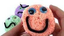 Et les couleurs Pâques amis Apprendre garderie seau porc homme araignée jouets Thomas Peppa surprise r