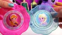 Disney FROZEN FEVER ANNA, ELSA Birthday Party Dolls, OLAF Summer Tea Set Party /
