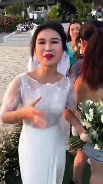 Đám cưới Nguyệt Ánh ở Phan Thiết
