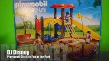 Ville pour amusement amusement vie jouer Cour de récréation Ensemble jouet déballage playmobil playmobil | wildbrain club