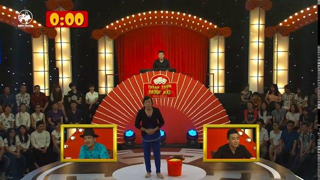 """Thách thức danh hài 3   tập 3: hát vọng cổ chế Mị Châu - Trọng Thủy, cô Huệ khiến giám khảo """"mê mệt"""""""