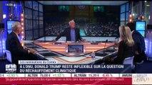 Les nominations du Comex: Donald trump et Tonie Marshall - 22/09