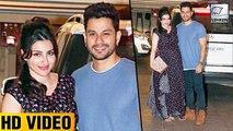 Pregnant Soha Ali Khan Attends Kareena Kapoor's Birthday Bash