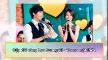 Không phải Yoona, đây mới là cô gái 'bạn trai quốc dân' Lee Seung Gi nhìn ngắm mỗi ngày